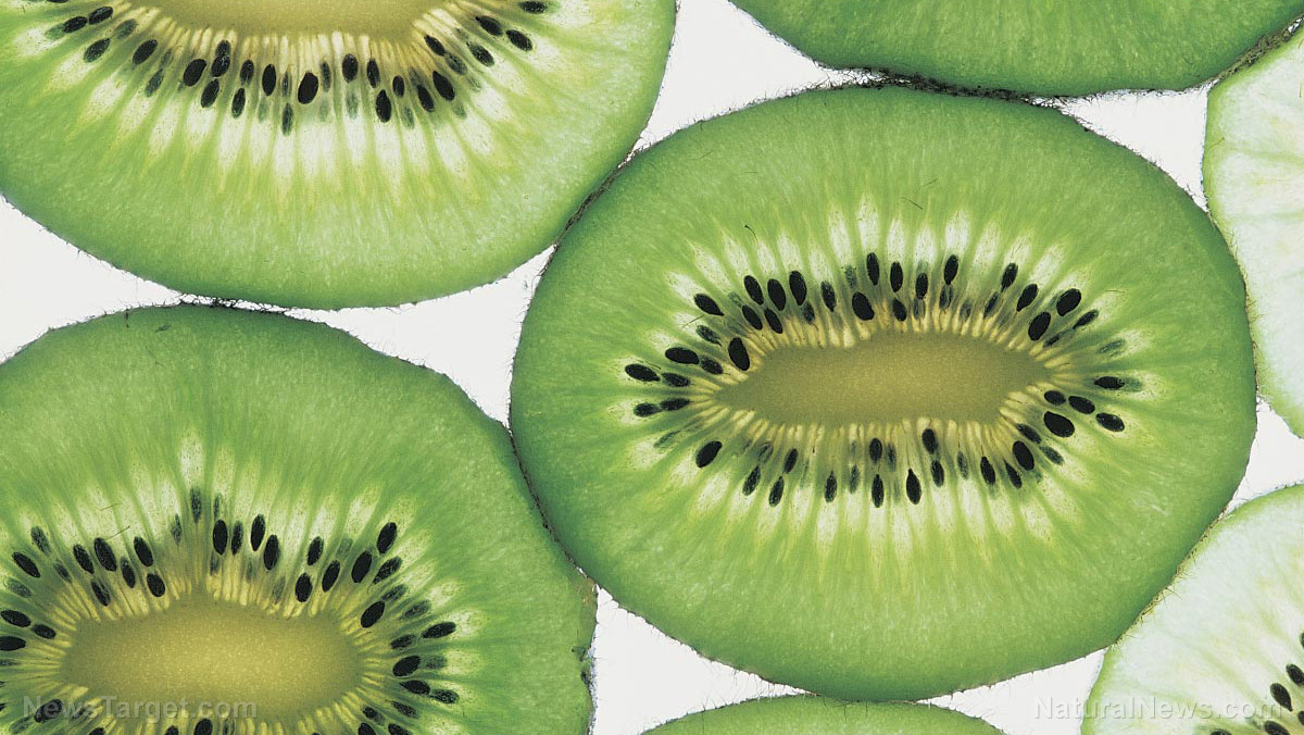 Watch Kiwi: The Superfoods Health Benefits video