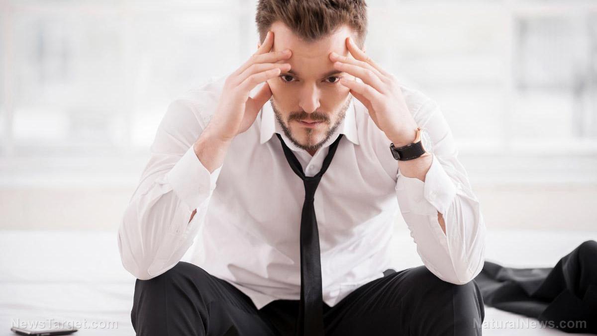 Sex stress men