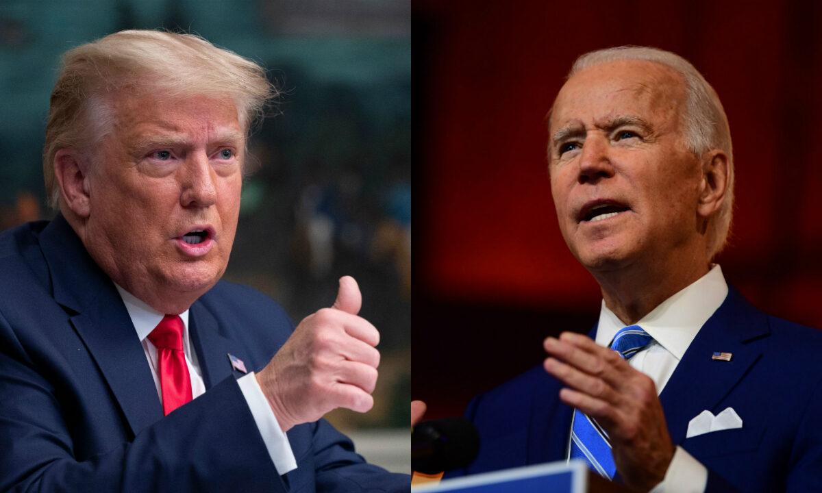 Joe Biden to squash President Trump's attempt to roll back coronavirus travel restrictions